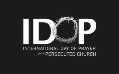 Rukouspäivä vainotun seurakunnan puolesta 1.11.2020